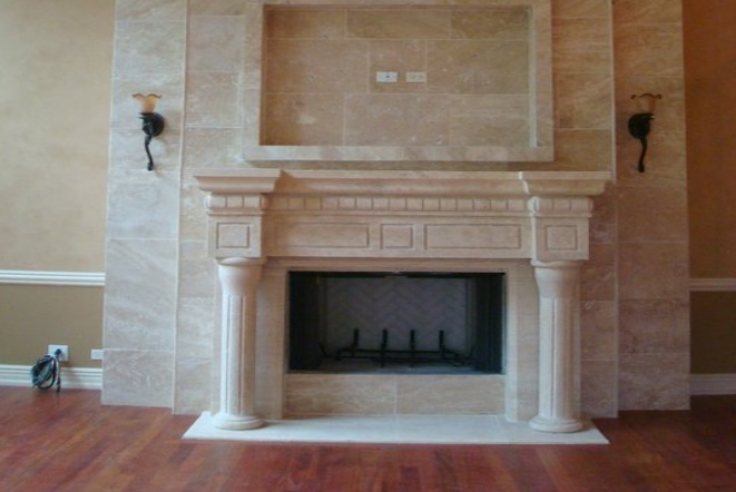 fireplaces remodeling