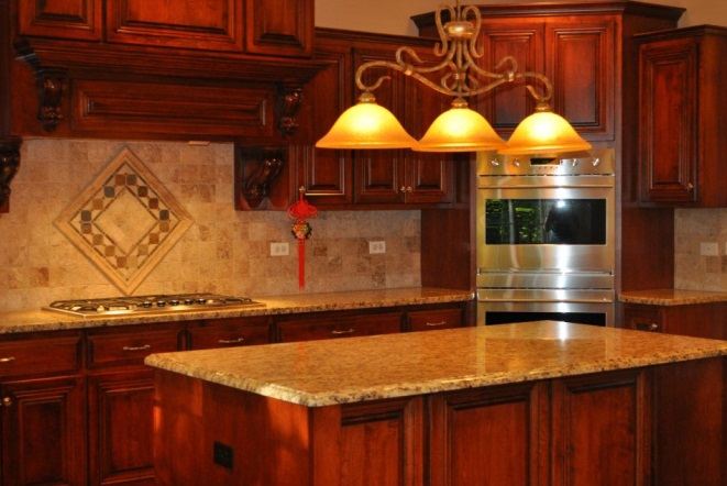 kitchen granite countertops