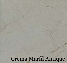 >Crema Marfil Antique