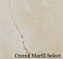 Crema Marfil Select