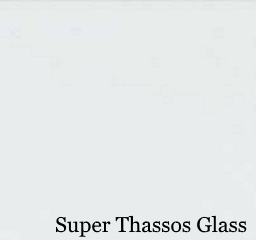 Super Thassos Glass